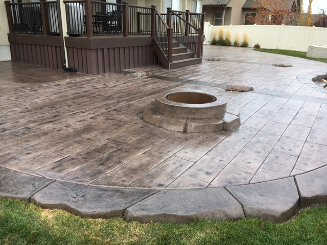 Concrete Resurfacing Project Utah