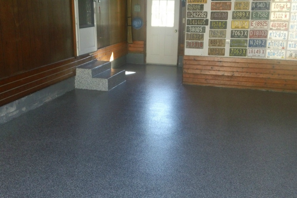 Concrete coatings utah packman 39 s coatings for Garage floor maintenance