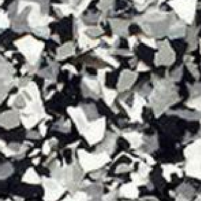 black marble sparkle - Color Flake Concrete Coatings Utah