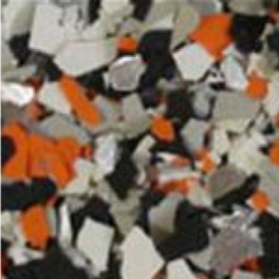 harley chrome - Color Flake Concrete Coatings Utah
