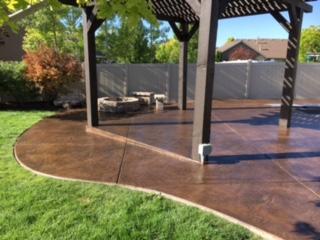 concrete coatings outdoor