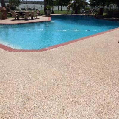 concrete coatings utah pool