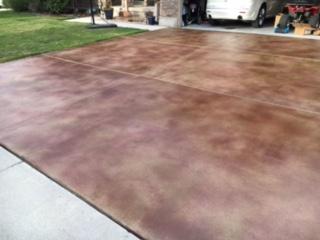concrete coatings outdoor utah