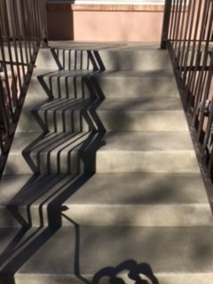 after concrete coating stairs utah