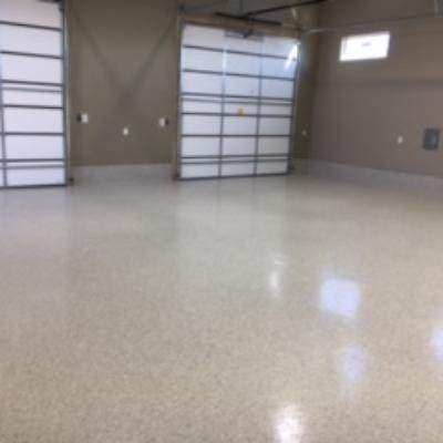 concrete coatings garage