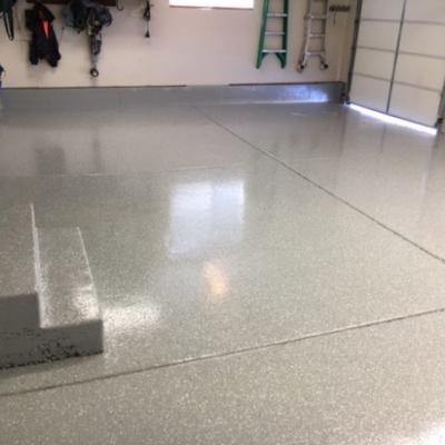 utah garage concrete coatings