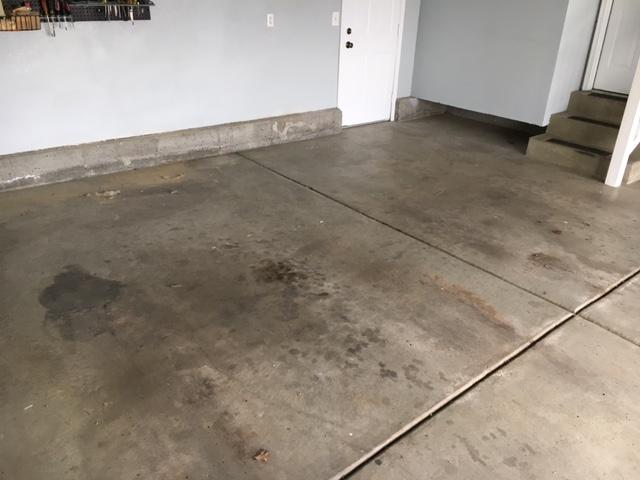 before concrete coating indoor utah