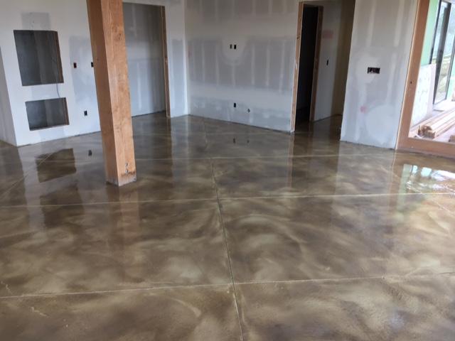home concrete coatings utah