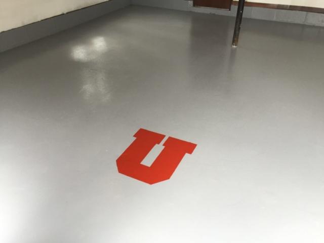 garage floor concrete coating Utah