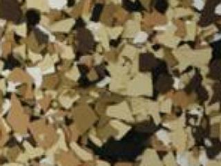 prairie blend - Color Flake Concrete Coatings Utah