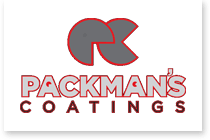 Packman\'s Coatings logo