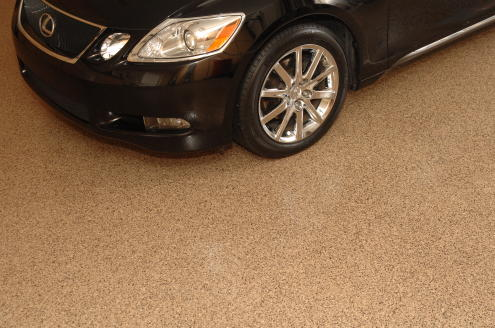 garage concrete coatings Utah